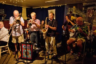 Perth Jazz - Jazz Cellar