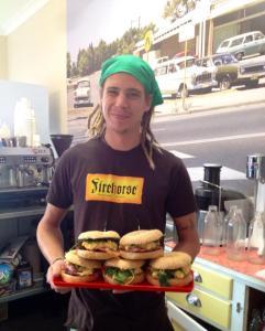 Matt from Raymond's Cafe