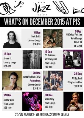 PJS December 2015 Poster - Tess Palmyre